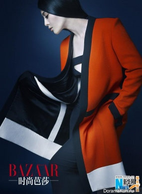 Fan Bing Bing для Harper's Bazaar July 2014
