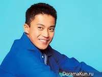 Oguri Shun для CanCam April 2014