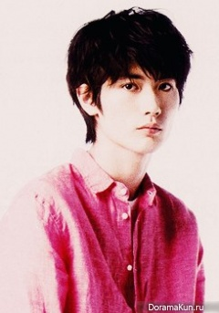 Haruma Miura для CanCam April 2014