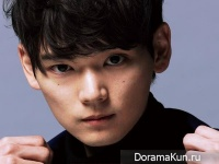 Yuki Furukawa для Issue April 2014