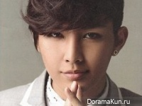 Aaron Yan for My Color February 2014