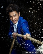 Hawick Lau для HIM Magazine May 2015