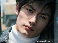 Miura Haruma для FIGARO October 2015