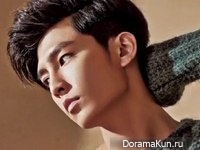 Aaron Yan для Marie Claire February 2015
