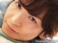 Ikuta Toma для Monthly Guide January 2015
