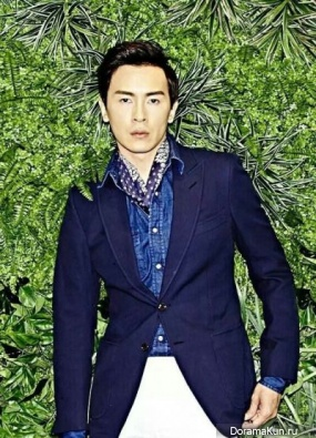 Joe Cheng для Men's Joker March 2015