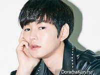 Lee Won Geun для MAXMOVIE October 2016