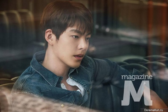 Kim Woo Bin и Lee Byung Hun для M Magazine Vol. 193 Decemer 2016