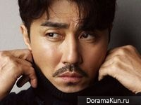 Cha Seung Won для Arena Homme Plus December 2016