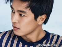Yeon Woo Jin для Мarie Сlaire May 2017
