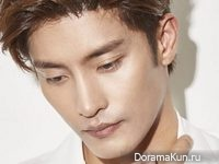 Sung Hoon для OK! August 2017