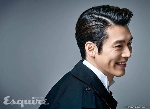 Hyun Bin для Esquire March 2017