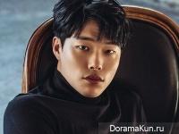 Ryu Jun Yeol для M Magazine February 2017