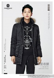 Song Joong Ki для Mark Fairwhale