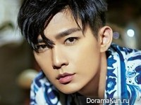 Aaron Yan для Beijing Youth Weekly Jul 2017