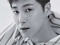 Yunho для The Celebrity June 2017
