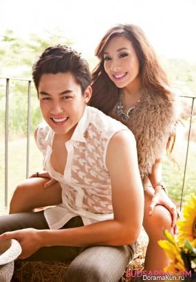 Mark Prin Suparat и Natwara Wongwasana