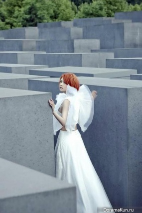 Rainie Yang для Angel Wings