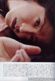 Takuya Kimura для Cinema Cinema vol.10 October 2007