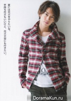 Sato Takeru для CM NOW BOYS Vol.2 August 2012