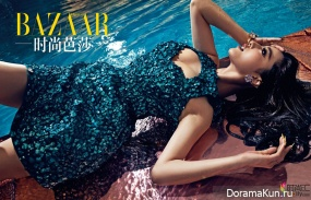 Fan Bingbing для Harper's Bazaar May 2013