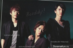 KAT-TUN для Potato May 2013