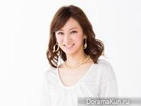 Kitagawa Keiko для Anan August 2013