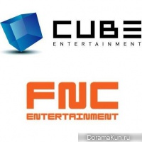 Cube Entertainment и FNC Entertainment присоединились к SM, YG, JYP, и Star Empire