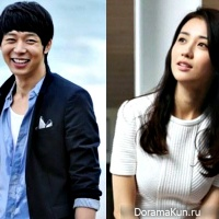 Park Yoochun and Park Ha Sun