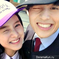 Kim So Eun and Kang Ha Neul