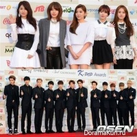 The 3rd GAON Chart Kpop Awards'!