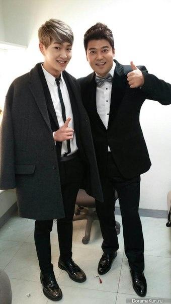 Чон Хёнму и Онью