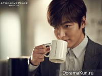 Lee Min Ho для A Twosome Place