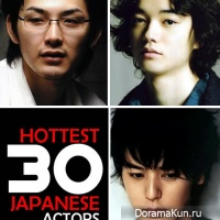 top10 hottest japanese actors