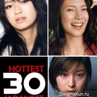 top20 hottest japanese actresses