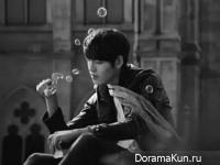 Kim Woo Bin для Banana Milk