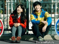 Kim Soo Hyun & Miss A Suzy для BEANPOLE OUTDOOR 2012