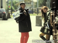 Kim Soo Hyun & Miss A Suzy для BEANPOLE OUTDOOR 2013