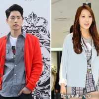 Hong Jong Hyun и Girl's Day's Yura