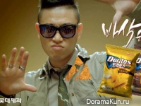 Kang Gary для LOTTE Doritos