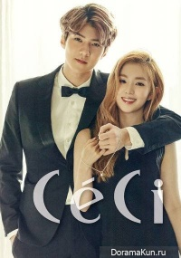 Sehun Irene for Ceci