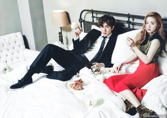 Sehun Irene for Ceci 2016