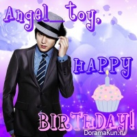 Happy Birthday, Angel_toy!