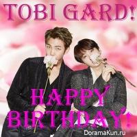 Happy Birthday, Tobi Gard!