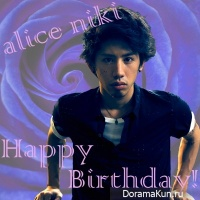 Happy Birthday, alice niki!!!