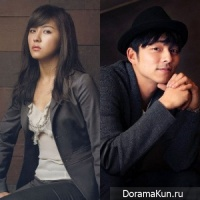 Ha Ji Won and Gong Yoo