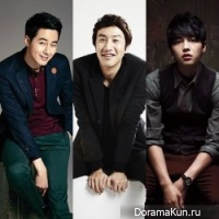 Jo In Sung, Lee Kwang Soo, Song Joong Ki
