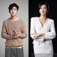 Joo Ji Hoon and Soo Ae