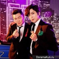 Jung Yong Hwa and YDG