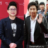 Lee Young Ja and Oh Man Suk